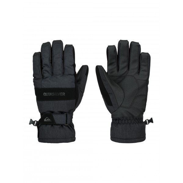 �������� ��������������� Quiksilver Hill Glove Black