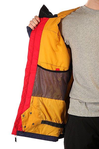 Куртка DC Defy Jkt Tango Red от BOARDRIDERS