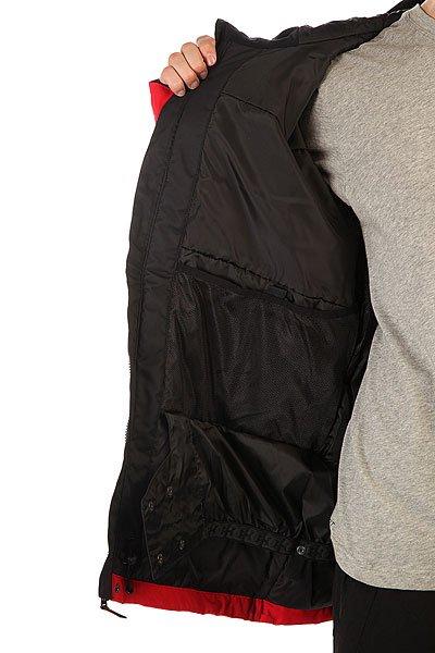 Куртка DC Defy Jkt Anthracite от BOARDRIDERS