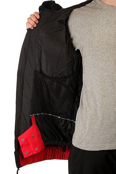 Куртка DC Torstein Jkt Anthracite от BOARDRIDERS