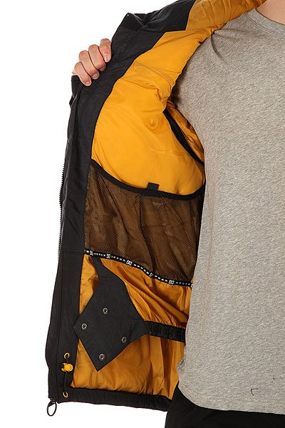 Куртка DC Downhill Jkt Anthracite от BOARDRIDERS