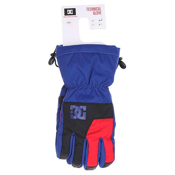 Перчатки сноубордические детские DC Seger Boy Glove Surf The Web от BOARDRIDERS