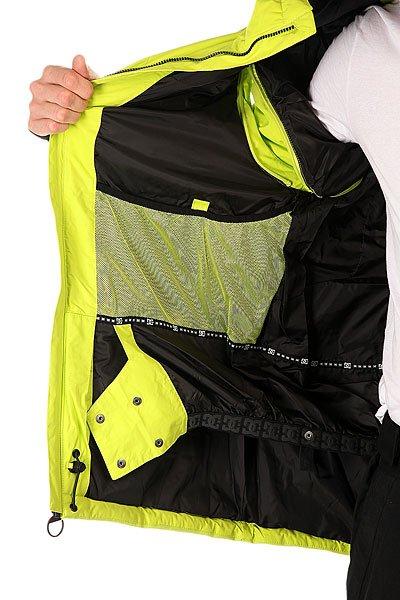 Куртка DC Downhill Lime Punch от BOARDRIDERS