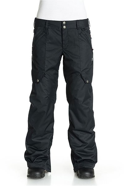 Штаны сноубордические женские DC Ace Pt J Snpt AnthraciteШтаны<br>Сноубордические штаны с отличными характеристиками и простым дизайном. Вы получите максимальное удовольствие от катания, а такжетепло и сухие ногив любую зимнюю погоду.Характеристики:Свободный крой. Водостойкая мембрана EXOTEX™ 10K.Утеплитель: 40г.Подкладка из тафты. Проклеенные критические швы. Система вентиляции. Система вертикальной утяжки штанин. Снегозащитные гетры. Система крепления куртки к штанам. Внутренняя регулировка талии. Клиновидная вставка внизу штанин на кнопке. Держатель для ски-пасса. Логотип DC.<br><br>Размер EU: S<br>Размер EU: M<br>Цвет: черный<br>Тип: Штаны сноубордические<br>Возраст: Взрослый<br>Пол: Женский