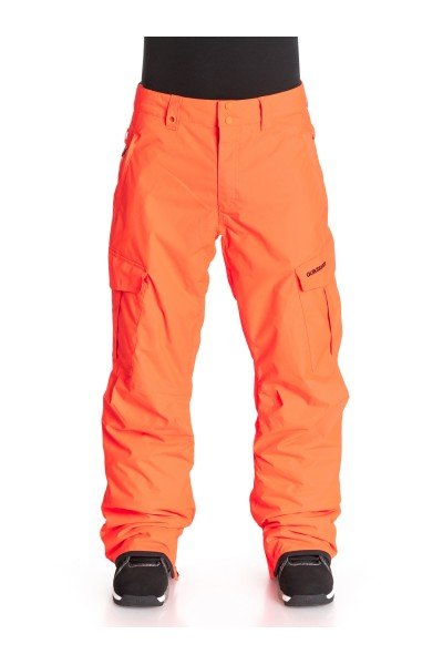 ����� ��������������� Quiksilver Mission Inspant Shocking Orange