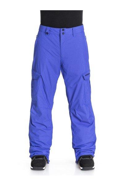 Штаны сноубордические Quiksilver Mission Inspant Royal Blue