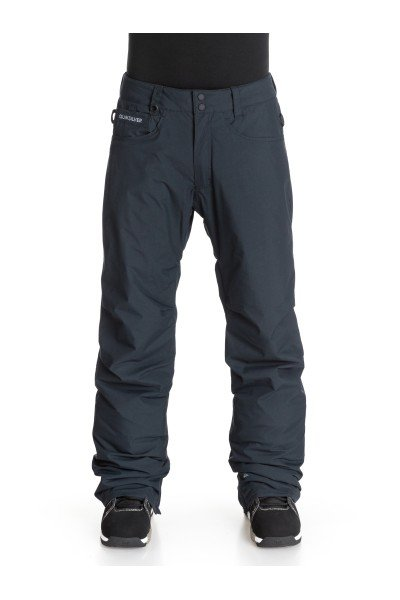 ����� ��������������� Quiksilver State Pant Black