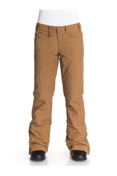 Штаны сноубордические женские Roxy Wood Run Pt J Snpt RubberШтаны<br>Стильные сноубордические штаны будут надежным партнером на снежном склоне.Характеристики:Водостойкая и дышащая мембрана Dry Flight 10K.Утеплитель 40 г. Подкладка из тафты. Прямой крой.Проклеенные критические швы. Регулируемая талия. Система крепления штанов к куртке. Края штанин на кнопке с системой фиксации длины. Сетчатые карманы для вентиляции. Снегозащитные гетры из тафты. Держатель для ски-пасса. Система крепления к куртке.<br><br>Размер EU: M<br>Цвет: коричневый<br>Тип: Штаны сноубордические<br>Возраст: Взрослый<br>Пол: Женский