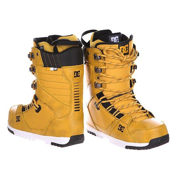 Ботинки для сноуборда DC Mutiny Gold от BOARDRIDERS