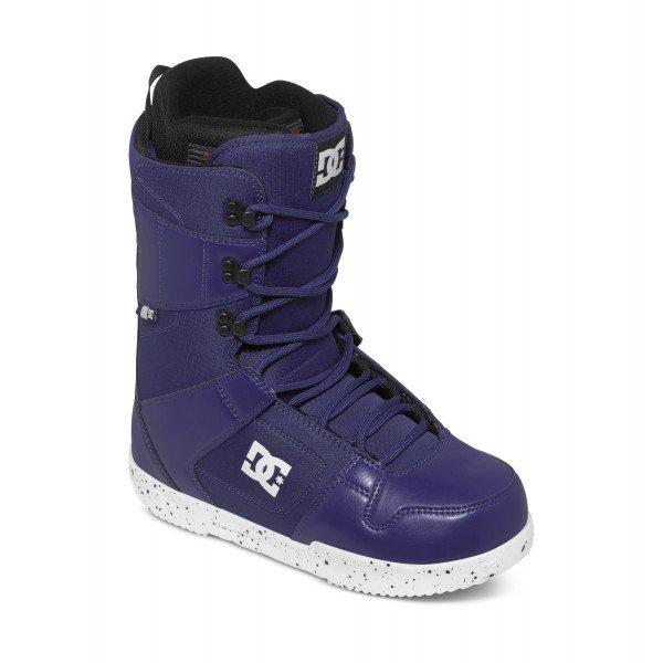 Ботинки для сноуборда DC Phase Black/Blue