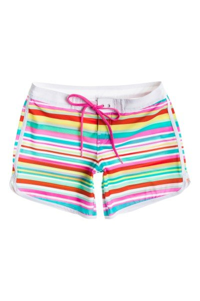����� ������� ������� Roxy Surfs Up 5 G Bdsh Surfs Up Stripe Turq