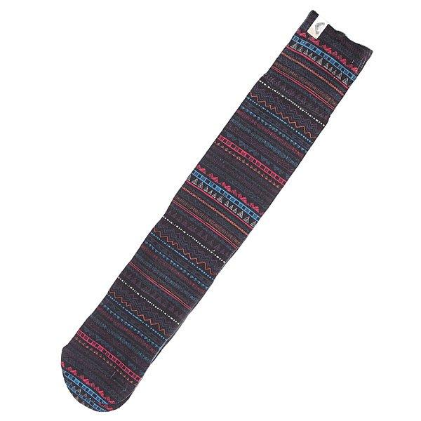 ����� ��������������� ������� Roxy Ski Sock Geo Stripe Sub Prin Ensign Blue