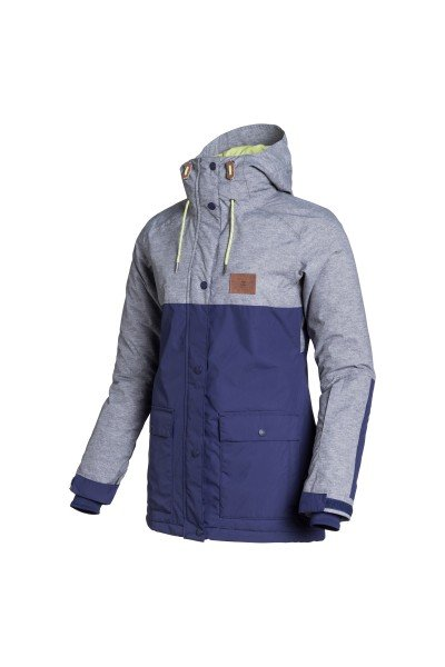 Куртка  женская DC Shoes Cruiser Jkt Patriot Blue от BOARDRIDERS