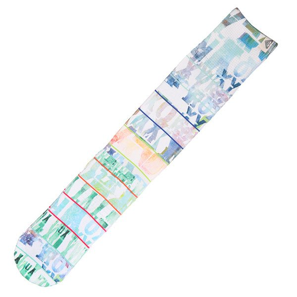 Носки сноубордические женские Roxy Ski Sock Mazzy Sub Print WhiteНижнее белье<br><br><br>Размер EU: 36-41<br>Цвет: бежевый,мультиколор<br>Тип: Носки сноубордические<br>Возраст: Взрослый<br>Пол: Женский