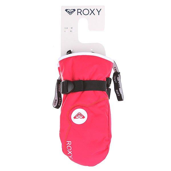 Варежки сноубордические детские Roxy Jetty Sol Mit Azalea от BOARDRIDERS