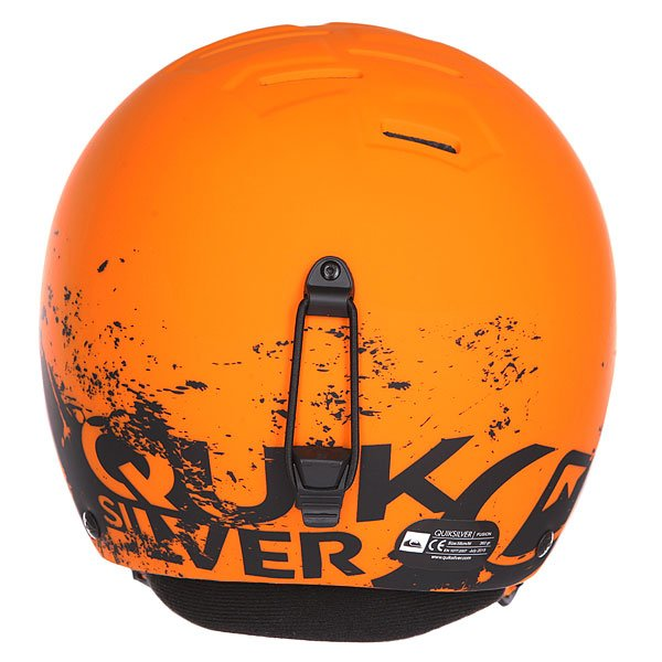 Шлем для сноуборда Quiksilver Fusion Shocking Orange от BOARDRIDERS