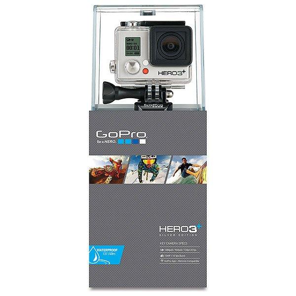 Экшн камера GoPro Hero 3+ Chdhn-302 Silver Edition от BOARDRIDERS