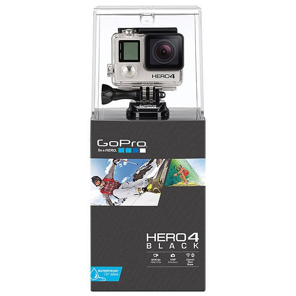 Экшн камера GoPro Chdhx-401 Hero 4 Black Edition от BOARDRIDERS