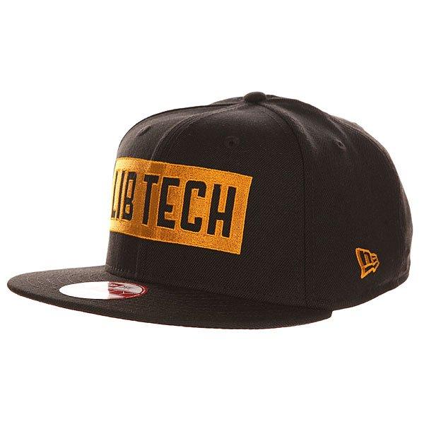 ��������� � ������ ��������� Lib Tech Knockout New Era Black