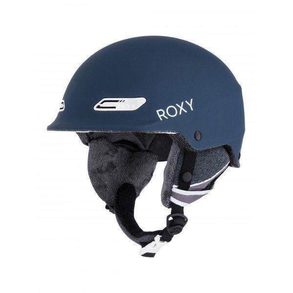 Шлем для сноуборда женский Roxy Power Powder Clematis Blue