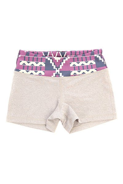 ����� ������� ������� Roxy Own It Short 2 J Ndst Heritage Heather