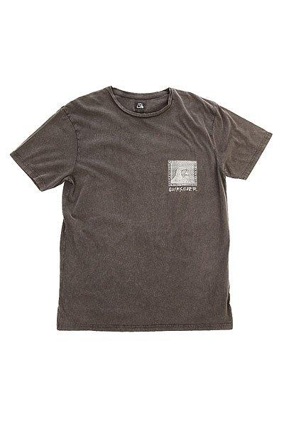 Футболка Quiksilver Checker Pasts Tees BlackФутболки и Майки<br>Модные футболки с декоративным принтом и коротким рукавом на любой вкус никогда не выйдут из моды.Характеристики:Декоративный принт на груди.Короткий рукав.Эластичная отделка горловины.<br><br>Размер EU: XS<br>Размер EU: S<br>Цвет: серый<br>Тип: Футболка<br>Возраст: Взрослый<br>Пол: Мужской