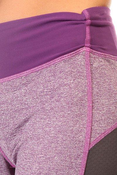 Леггинсы женские Roxy Breathless Pant J Ndpt Grape Juice от BOARDRIDERS