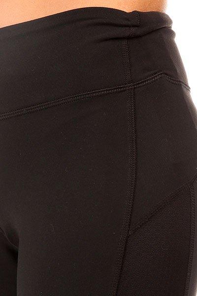 Леггинсы женские Roxy Breathless Capr J Pant True Black от BOARDRIDERS