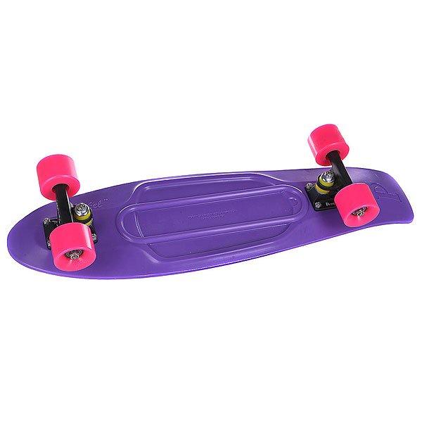 Скейт мини круизер Penny Nickel Purple 7.5 x 27 (68.6 см)