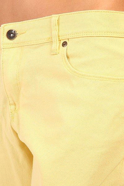 Джинсы узкие женские Roxy Suntrippers Col J Pant Golden Haze от BOARDRIDERS