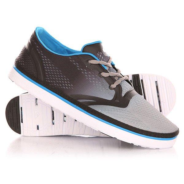 Кроссовки Quiksilver Ag47 Amphibian Shoe Black/White/Blue