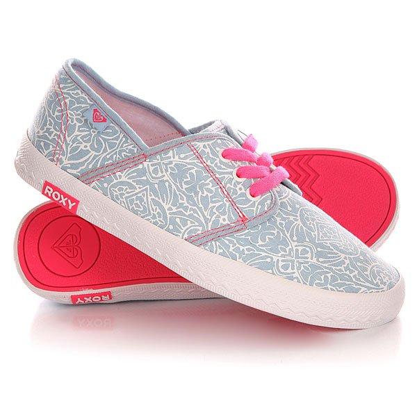 ���� ��������� ������ ������� Roxy Rg Hermosa G Shoe Chambray