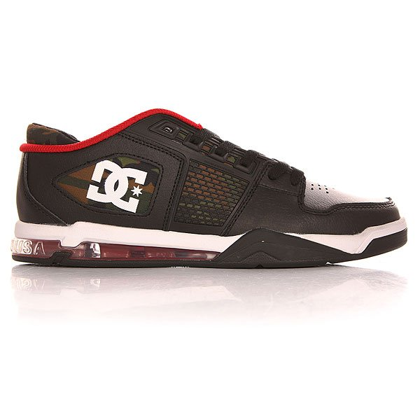 Кроссовки DC Ryan Villopoto Shoe Black Camo от BOARDRIDERS