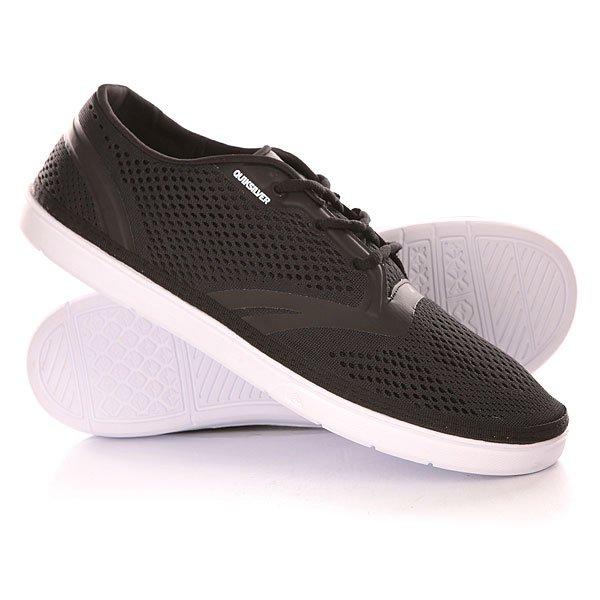 Кроссовки Quiksilver Oceanside Shoe Black/White
