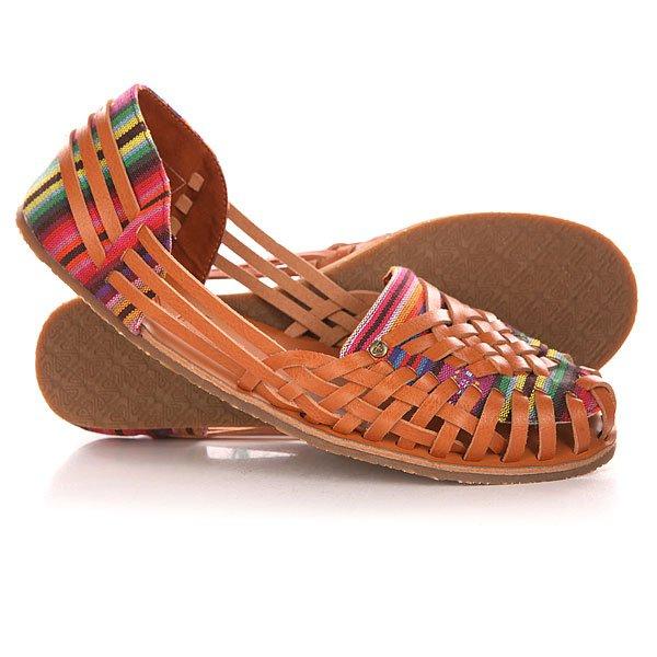 Сандалии женские Roxy Meri J Shoe Brown