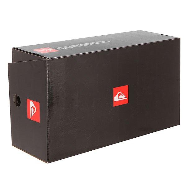 Гидроботинки Quiksilver Syn 5mm Boot Black от BOARDRIDERS