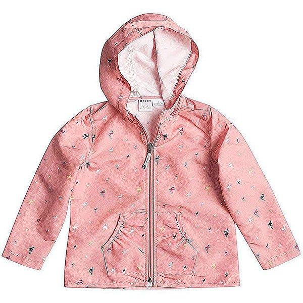 Ветровка детская Roxy Land K Jckt Pop Flamingo DesertОдежда<br>Легкая ветровка для защиты от дождя и ветра.Характеристики:Без внутренней подкладки. Застежка – молния. Манжеты на резинках.Стандартный крой. Два боковых кармана.<br><br>Размер EU: 6yrs<br>Размер EU: 7yrs<br>Цвет: розовый<br>Тип: Ветровка<br>Возраст: Детский