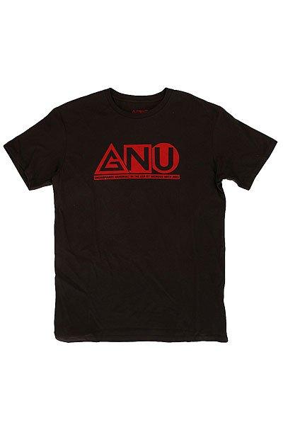 Футболка GNU Shaper Tee BlackФутболки и Майки<br>Легкая футболка в однотонном дизайне с контрастным логотипом GNU на груди.Технические характеристики: Мягкий хлопок.Классический крой.Короткие рукава.Контрастный логотип GNU на груди.<br><br>Размер EU: L<br>Цвет: черный<br>Тип: Футболка<br>Возраст: Взрослый<br>Пол: Мужской