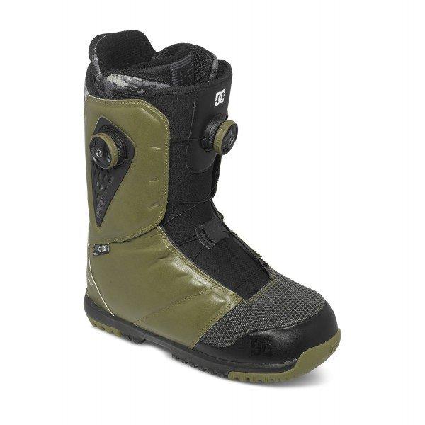 Ботинки для сноуборда DC Judge M Boax Olive