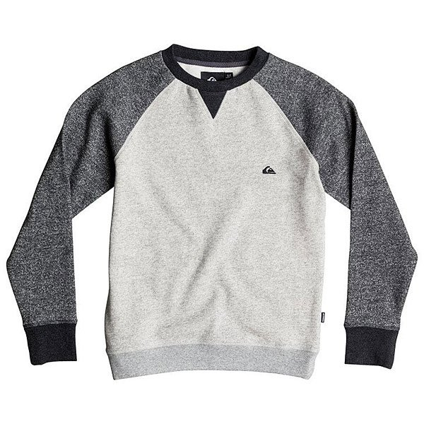 ��������� ������� ������� Quiksilver Rionegro Youth Otlr Light Grey Heather