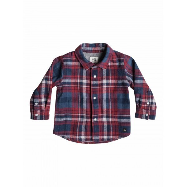 ������� � ������ ������� Quiksilver New Francis Tow Wvtp Navy Blazer Check