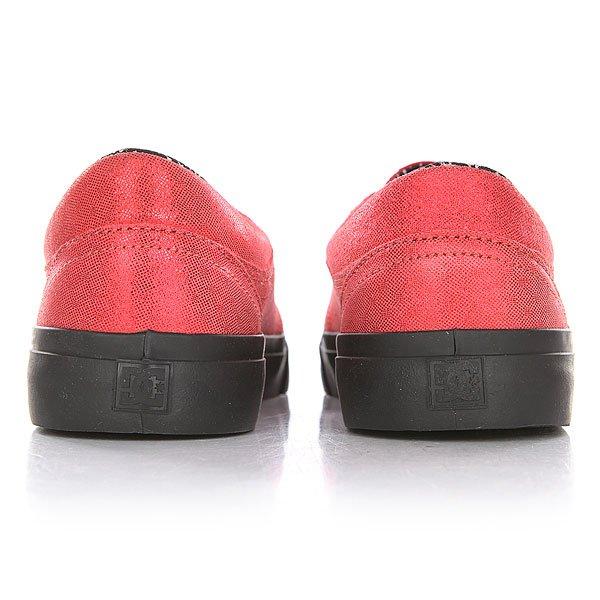Кеды кроссовки низкие женские DC Trase X Tr Red/Black от BOARDRIDERS