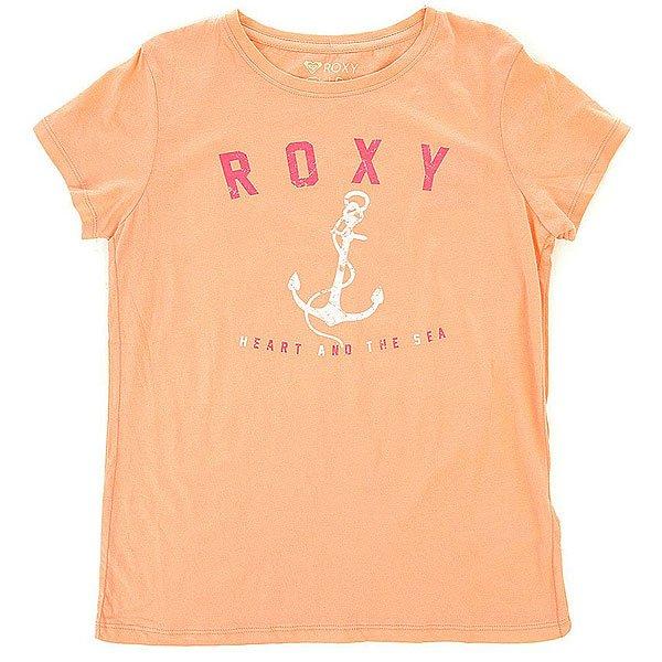 Футболка детская Roxy Rgcrewanchor Tees Desert Flower
