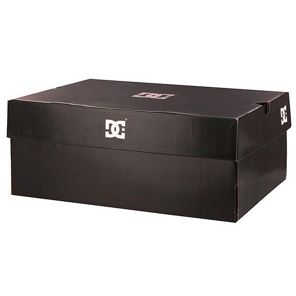 Кеды кроссовки низкие DC Evan Smith S Olive/Grey от BOARDRIDERS