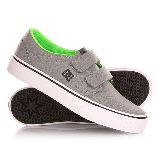 ���� ��������� ������ ������� DC Trase V Grey/Black/Green