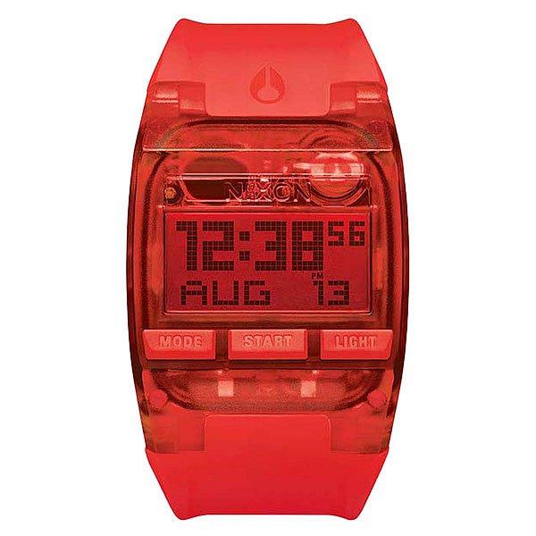Электронные часы Nixon Comp Ultra RedЧасы<br><br><br>Размер EU: One Size<br>Цвет: красный<br>Тип: Электронные часы<br>Возраст: Взрослый<br>Пол: Мужской