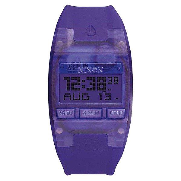 Электронные часы Nixon Comp S Deep Purple