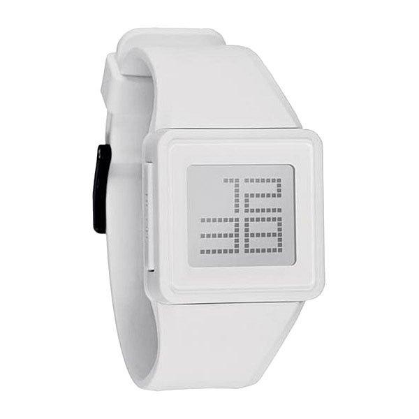 Электронные часы Nixon Newton Digital WhiteЧасы<br><br><br>Размер EU: One Size<br>Цвет: белый<br>Тип: Электронные часы<br>Возраст: Взрослый<br>Пол: Мужской