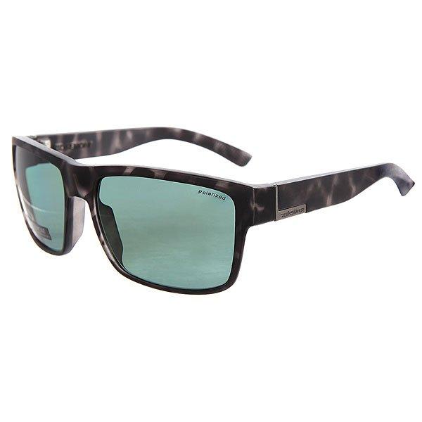 Очки Quiksilver Ridgemont Tortoise Black/Plz