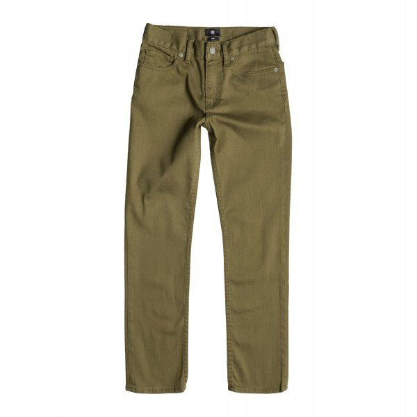 ������ ����� ������� DC Col Slim Jn You B Pant Green